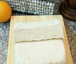 有机黄豆自做豆腐的做法