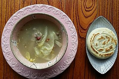 【蔓德拉的厨房】羊肉泡馍---羊是北方的羊,馍是南方的馍