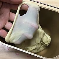 麦穗脆皮肠面包,冷藏法的柔软面包的做法图解6