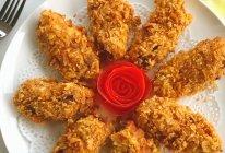 薯片鸡翅的做法