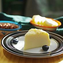 日式轻乳酪蛋糕(芝士蛋糕)