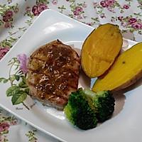 蒜烤猪排——利仁电火锅试用菜谱之煎的做法图解9