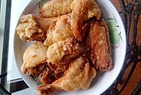 高压锅炸鸡的做法
