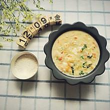 宝宝辅食--奶油炖菜(适合7个月+)