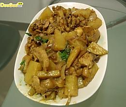 澳门美食---葡国鸡(奶香版)的做法