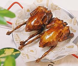 #助力高考营养餐#脆皮烤乳鸽的做法