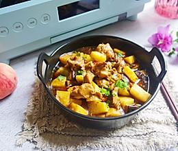 土豆蒸鸡块的做法