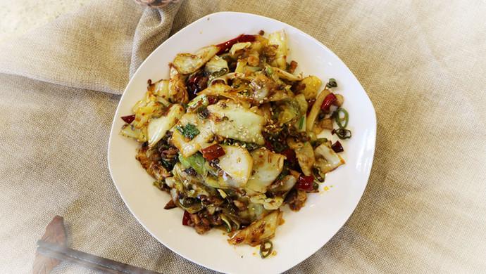 【新品】【彼得海鲜】家常菜快手菜下饭菜之手撕包菜