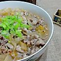 羊肉酸菜粉丝汤