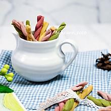 宝宝辅食—果蔬磨牙棒(6+)