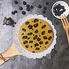 豹纹蓝莓轻乳酪蛋糕