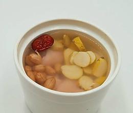花生猪蹄汤,产后一周可通乳的做法