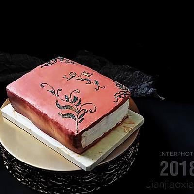 【爱的宝典】手绘蛋糕