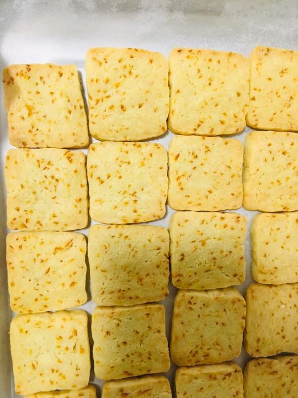 低糖橙皮曲奇(孕期解馋零食)