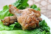 黑椒酥皮炸鸡腿的做法