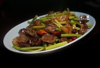 蒜苗炒腊肉/腊肠的做法