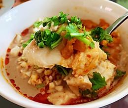 #夏日撩人滋味#早起十分钟快手早餐 豆腐脑儿的做法