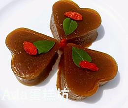 养颜红枣糕(马蹄粉版)的做法