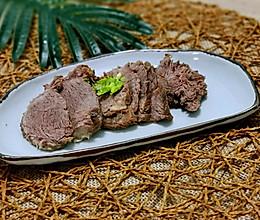 简单好吃的酱驴肉的做法