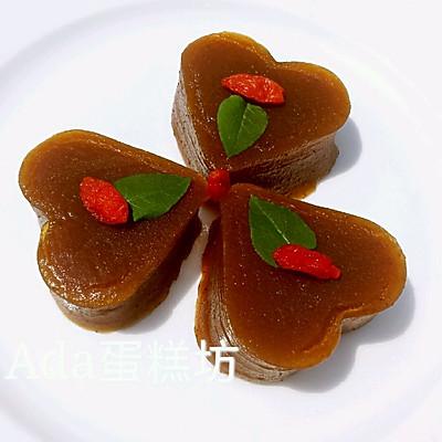 养颜红枣糕(马蹄粉版)