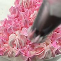 情人节【专属】女王礼服蛋糕裱花的做法图解10