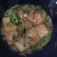 家常菜:红烧豆腐的做法图解7