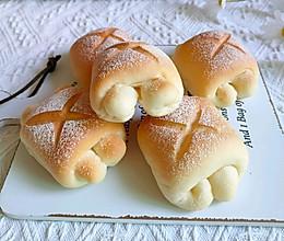 超软日式牛奶面包卷的做法