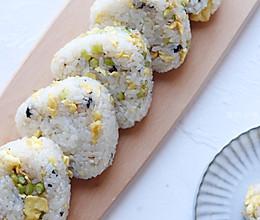 芦笋紫菜饭团-秋游必备神器的做法