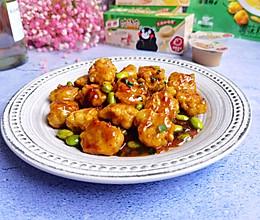 厨艺小白也能做:糖醋肉丸 (家乐浓汤宝)的做法