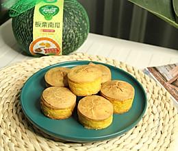 #栗香好粉糯 营养有食力# 南瓜糯米糕的做法