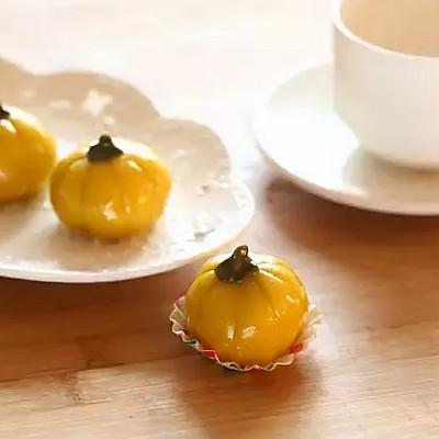 香菇鸡汁南瓜糯米糍