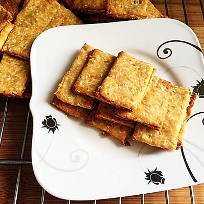 鹰嘴豆椰香饼干