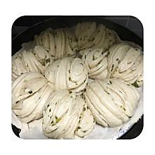 葱香椒盐花卷