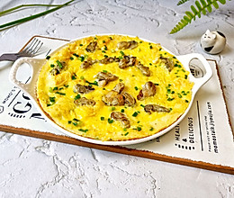 #钟于经典传统味#年夜饭必备菜之蛎黄跑蛋的做法