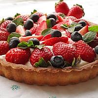 奶油草莓塔的做法图解6