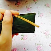 想学包端午粽子的一定要看看--超详细包四角碱水粽步骤的做法图解19