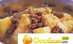 山药鱼片汤的做法