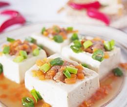 #精品菜谱挑战赛#豆腐酿肉的做法