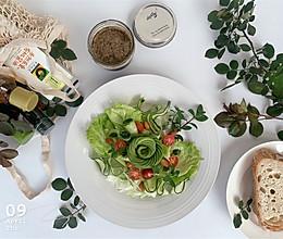 #换着花样吃早餐#完美油醋汁公式(沙拉必备)的做法