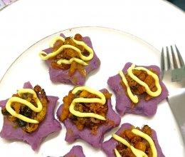 #一起土豆沙拉吧#土豆蜂蛹沙拉的做法