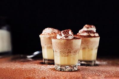 细腻轻盈蛋奶酒,圣诞传统饮品#网红美食我来做#