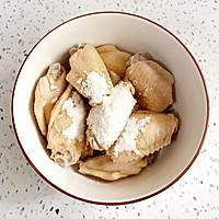 皮脆肉嫩,好吃到舔手的盐焗鸡翅,一次成功的做法图解5
