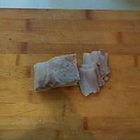 大喜大牛肉粉试用之冬日暖身之作——酸菜白肉的做法图解8