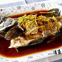 清蒸石斑鱼(适用于各种清蒸鱼)的做法图解20