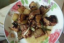 冬瓜炒鸡翅的做法