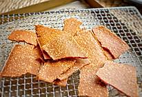 #餐桌上的春日限定#芝麻薄脆饼干的做法