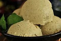 自制绿豆冰激凌无奶油版的做法