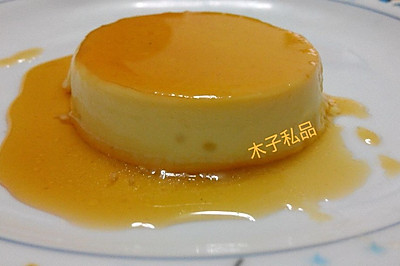 焦糖布丁(不加布丁粉不用烤箱的布丁--蒸奶蛋)