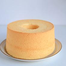 戚风蛋糕 | 淡奶油戚风蛋糕 消耗淡奶油好帮手