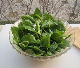 清明食春色——清热解毒爽口凉拌穿心莲的做法